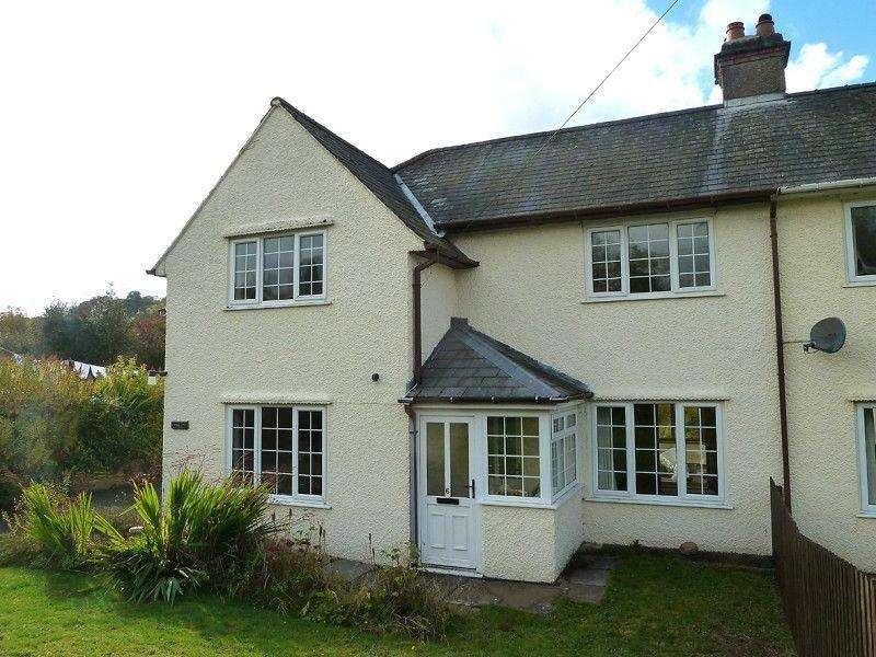 3 Bedrooms Semi Detached House for rent in 6 Defynnog Road, Sennybridge, Brecon, Powys.