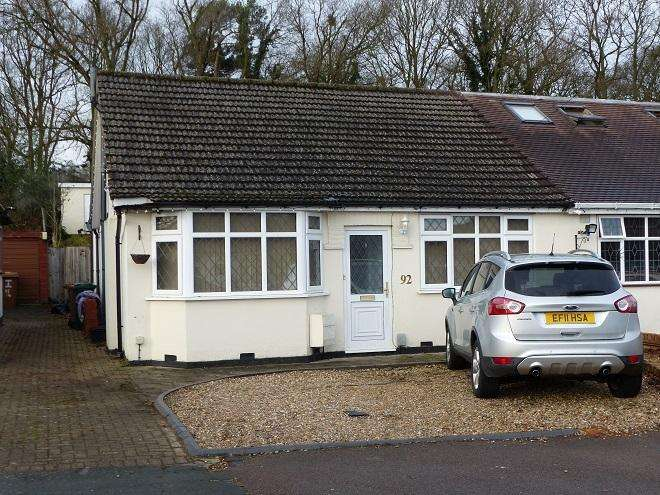 4 Bedrooms Semi Detached Bungalow for sale in St Georges Drive, Watford WD19