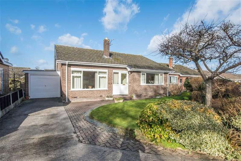 3 Bedrooms Detached Bungalow for sale in Parc Clwyd, Denbigh