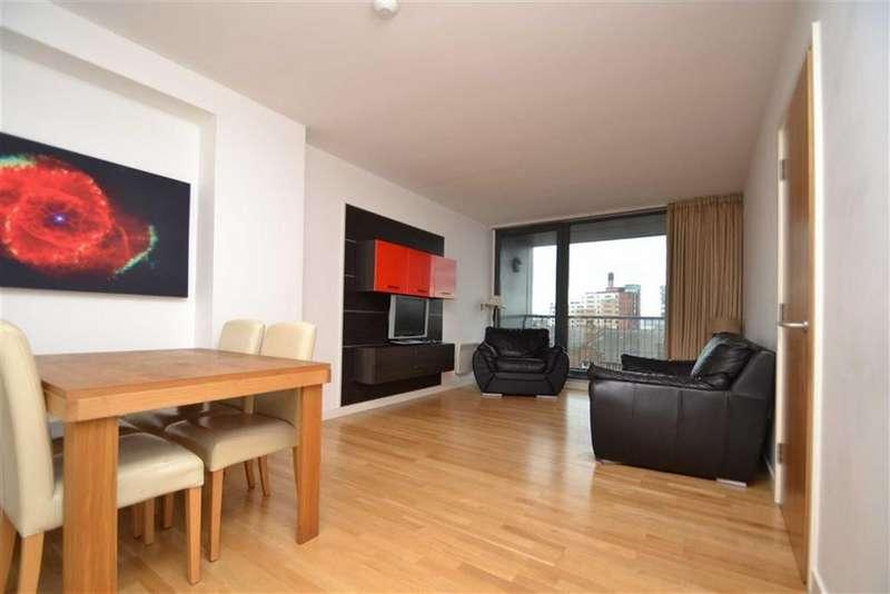 2 Bedrooms Apartment Flat for rent in Crown Street Buildings, Leeds, LS2