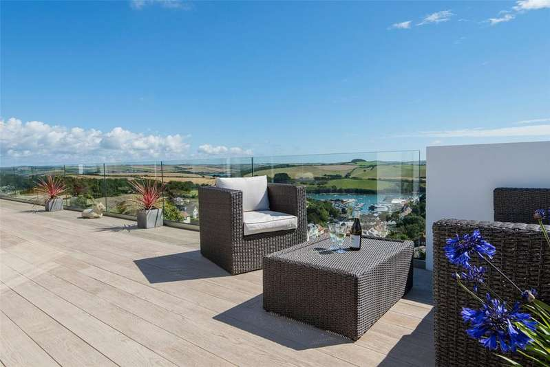 5 Bedrooms Detached House for sale in Frobisher Lane, Salcombe, Devon, TQ8