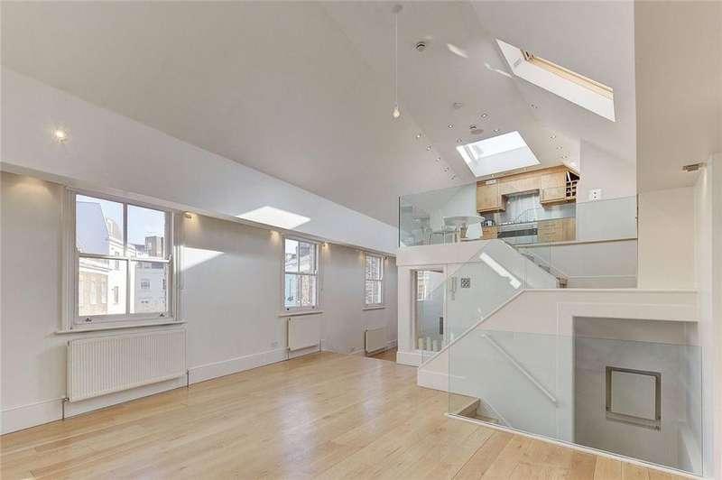 2 Bedrooms Maisonette Flat for sale in Portobello Road, Notting Hill, London, W11