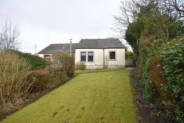 1 Bedroom Semi Detached Bungalow for sale in 7 Bendigo Place, Lanark, ML11 9AP