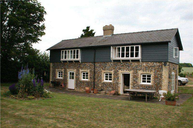 4 Bedrooms Detached House for rent in Reeded Barn Farm, Cambridge Road, Babraham, Cambridge, CB22