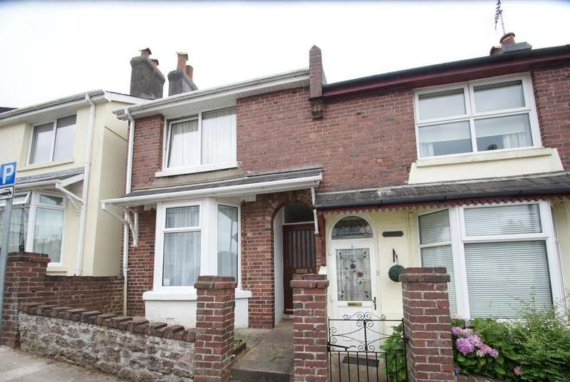 2 Bedrooms Semi Detached House for sale in Climsland Road | Paignton