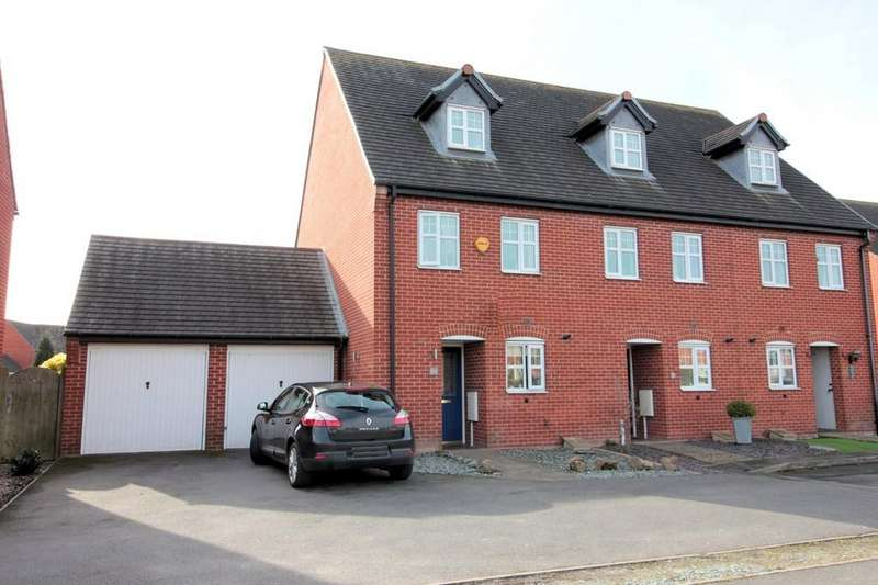 3 Bedrooms End Of Terrace House for sale in Donington Drive, Woodville