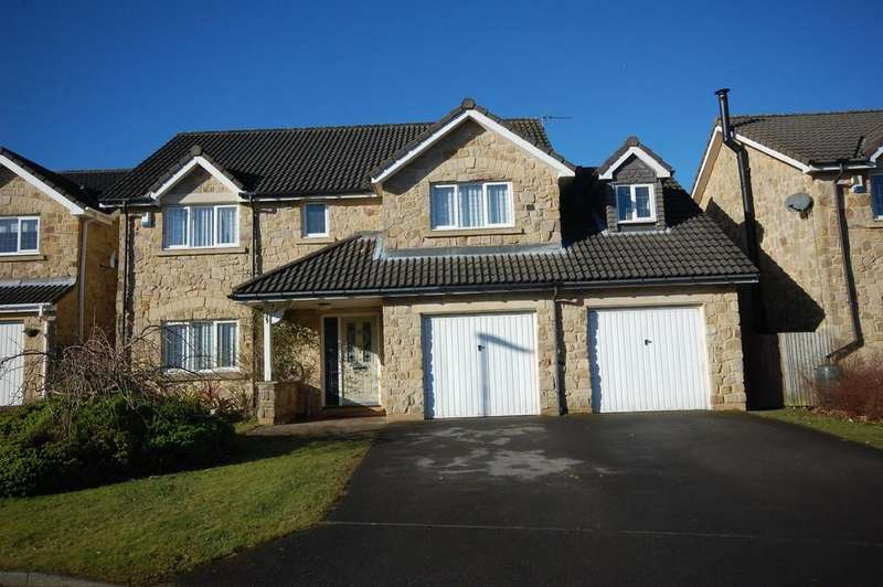 5 Bedrooms Detached House for sale in Raven Court, Esh Winning