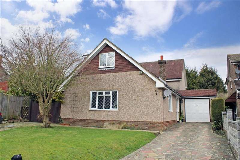 4 Bedrooms Detached House for sale in Blackness Road, Crowborough, East Sussex