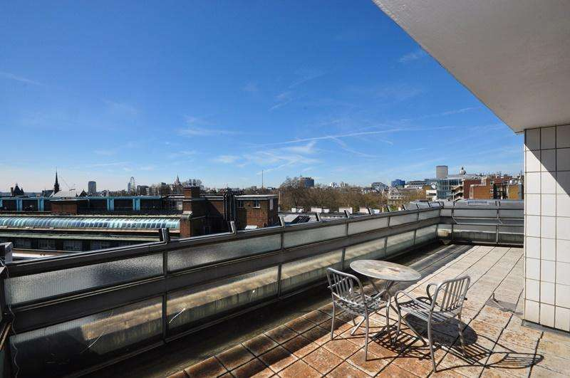2 Bedrooms Apartment Flat for rent in High Holborn, Holborn, WC1V