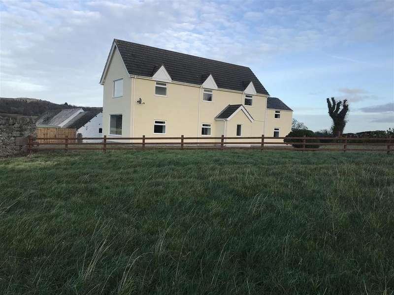 4 Bedrooms Detached House for rent in Bryn Rodyn, Dolwen Road, Old Colwyn, Colwyn Bay, LL29 8UU