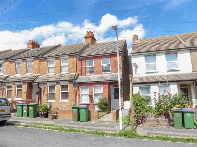 3 Bedrooms Terraced House for sale in Stuart Road, , Folkestone, Kent
