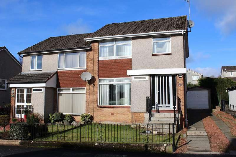 3 Bedrooms Semi-detached Villa House for sale in TORRINCH DRIVE, BALLOCH G83