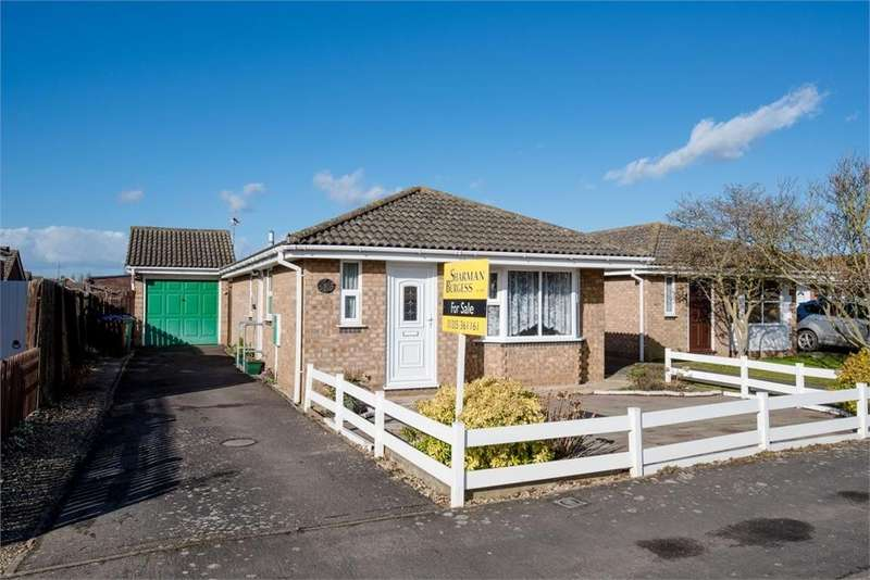 2 Bedrooms Detached Bungalow for sale in St Marys Way, Old Leake, Boston, Lincolnshire