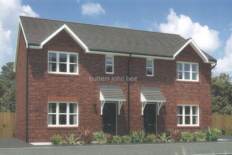 3 Bedrooms Semi Detached House for sale in The Stables, Close Lane, Alsager