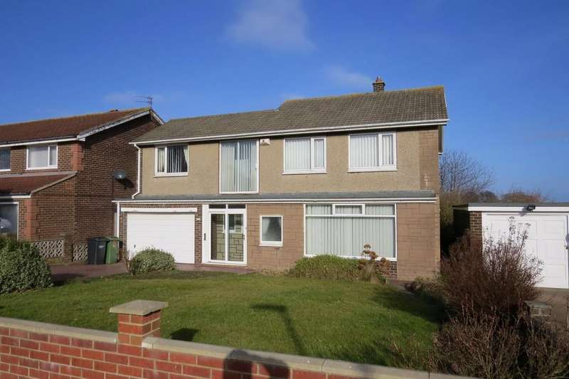 4 Bedrooms Detached House for sale in The Demesne, North Seaton, Ashington