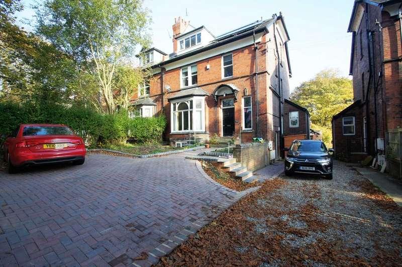 2 Bedrooms Flat for rent in 154 Otley Road, Far Headingley, Leeds 16