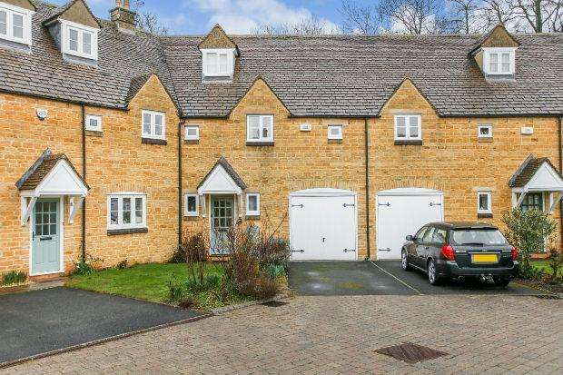4 Bedrooms Detached House for sale in Oakeys Close, Stow On The Wold, Cheltenham