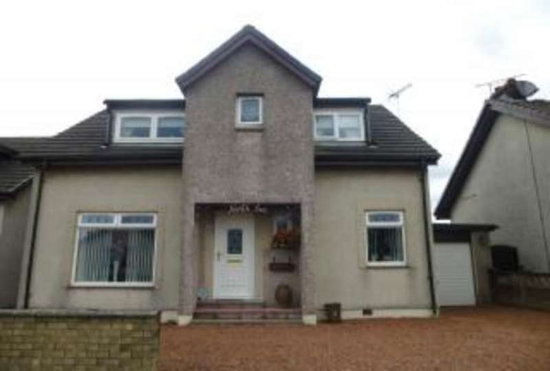 3 Bedrooms Detached House for sale in Mill Road, Riggend