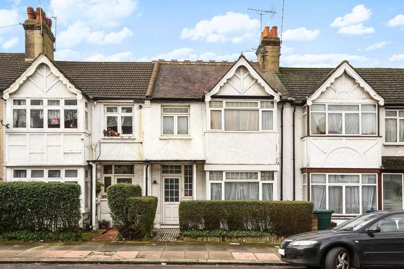 3 Bedrooms Terraced House for sale in Hamilton Road, Golders Green