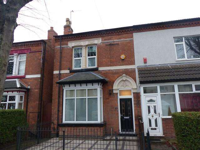 3 Bedrooms Semi Detached House for sale in Dean Road, Birmingham