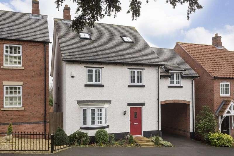 5 Bedrooms Detached House for sale in Rectory Close, Sutton Bonington