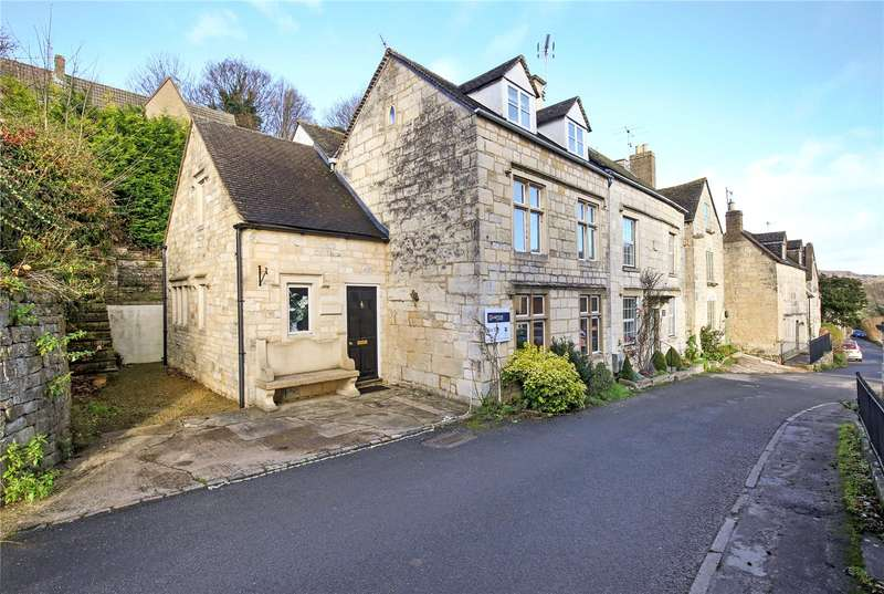 4 Bedrooms Semi Detached House for sale in Vicarage Street, Painswick, Stroud, Gloucestershire, GL6