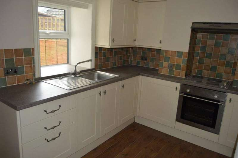 2 Bedrooms Terraced House for rent in Redbourne Road, Hibaldstow, Brigg, North Lincolnshire, DN20