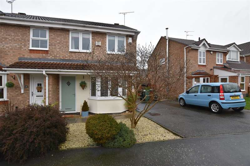 3 Bedrooms Semi Detached House for sale in Branston Avenue, Barrow Upon Soar
