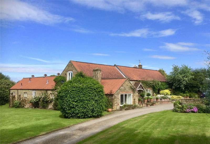 4 Bedrooms Unique Property for sale in Thirlby, Thirsk, North Yorkshire, YO7