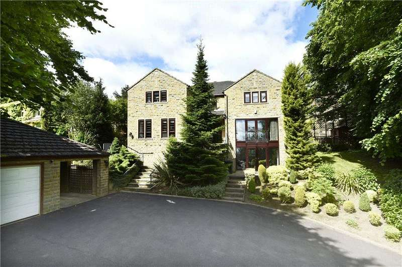 5 Bedrooms Detached House for sale in Highfield Road, Idle, Bradford, West Yorkshire