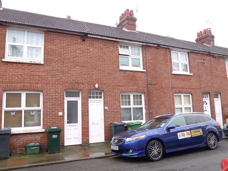 2 Bedrooms Terraced House for sale in Oxford Road, Eastbourne, BN22