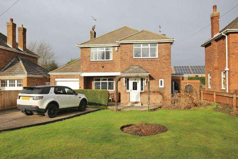 3 Bedrooms Detached House for sale in GREAT COATES ROAD, GRIMSBY