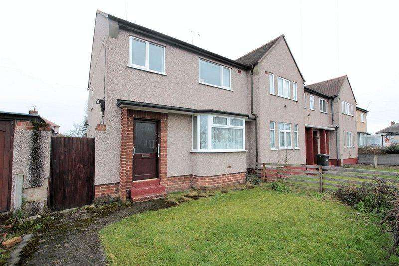 3 Bedrooms End Of Terrace House for sale in Edgbaston Road, Rhyl