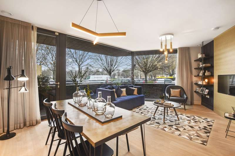 2 Bedrooms Flat for sale in Anthology, Hoxton Press, London, N1