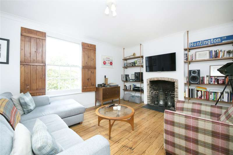 2 Bedrooms Flat for sale in Mortimer Road, De Beauvoir, N1