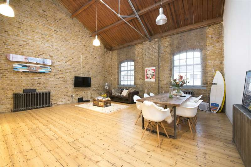 2 Bedrooms Flat for sale in Kingsland Road, Dalston, E8