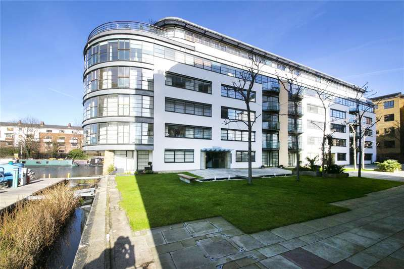 2 Bedrooms Flat for sale in New Wharf Road, Barnsbury, N1
