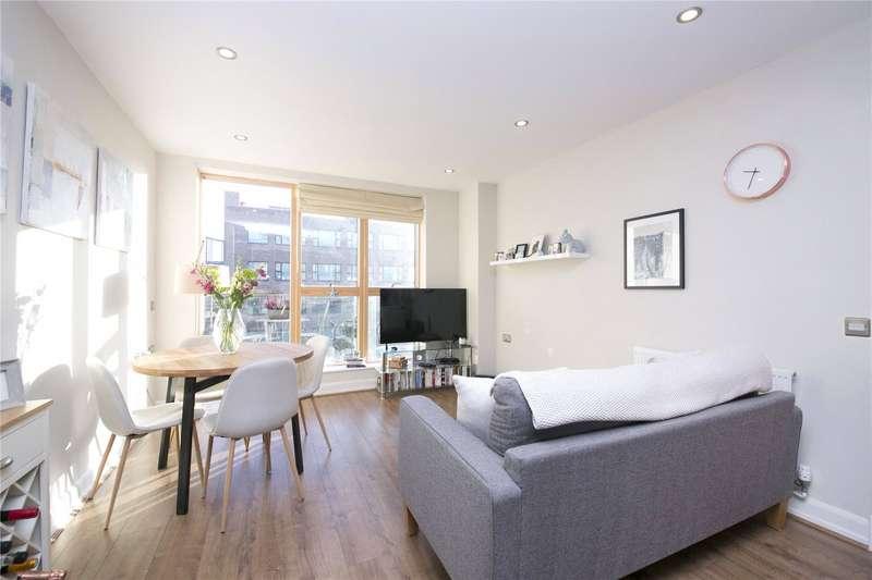 2 Bedrooms Flat for sale in Hertford Road, De Beauvoir, N1
