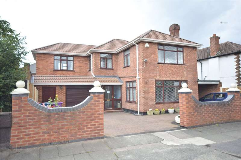 4 Bedrooms Detached House for sale in Fawley Road, Calderstones, Liverpool, L18