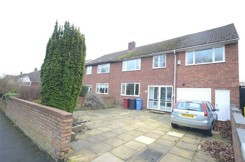 5 Bedrooms Semi Detached House for sale in Church Road, Halewood, Liverpool, L26