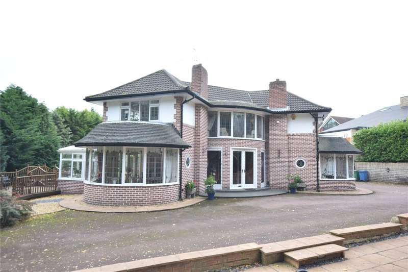5 Bedrooms Detached House for sale in Oakfield Avenue, Woolton, Liverpool, L25