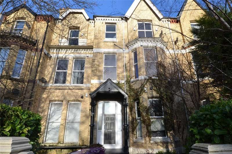 2 Bedrooms Apartment Flat for sale in Princes Avenue, Princes Park, Liverpool, L8