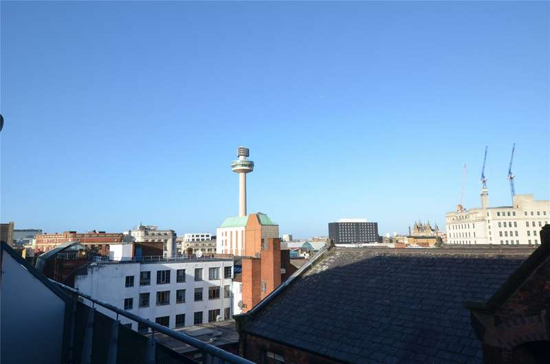 1 Bedroom Apartment Flat for sale in Concert Street, Liverpool, Merseyside, L1