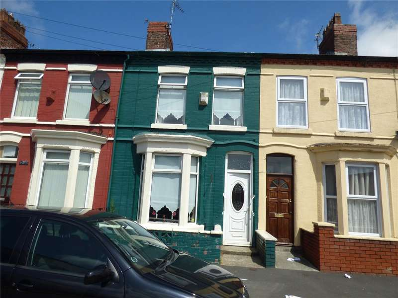 2 Bedrooms Terraced House for sale in Gwladys Street, Liverpool, L4