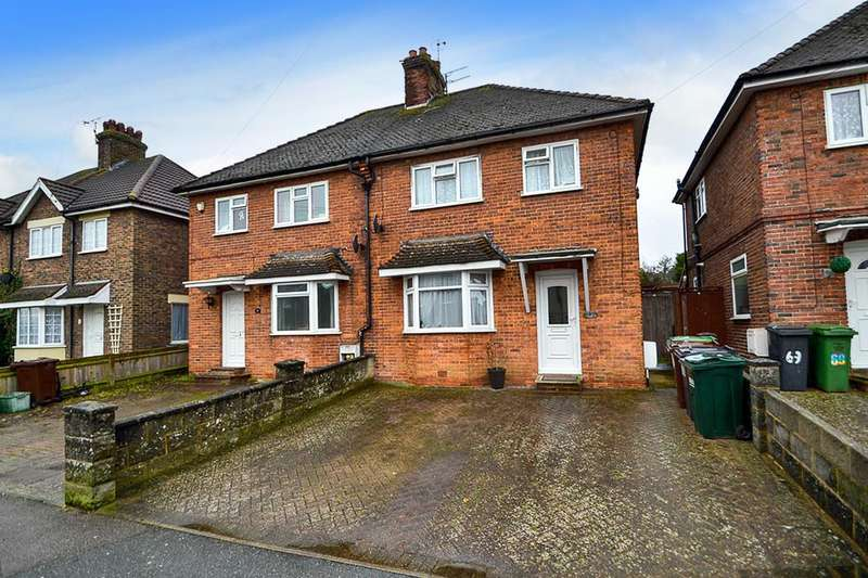 3 Bedrooms Semi Detached House for sale in Percival Road, Eastbourne