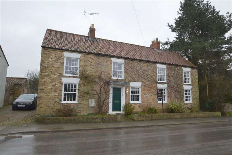 4 Bedrooms Detached House for sale in Main Street, Great Kelk, East Yorkshire, YO25