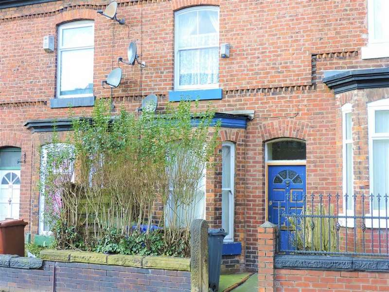 3 Bedrooms Terraced House for sale in Broom Lane, Manchester