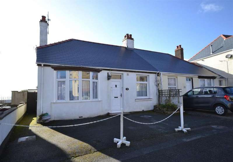 3 Bedrooms Semi Detached Bungalow for sale in Wellington Road, Hakin, Milford Haven