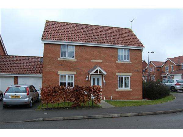 3 Bedrooms Detached House for rent in Buttercup Close Corby