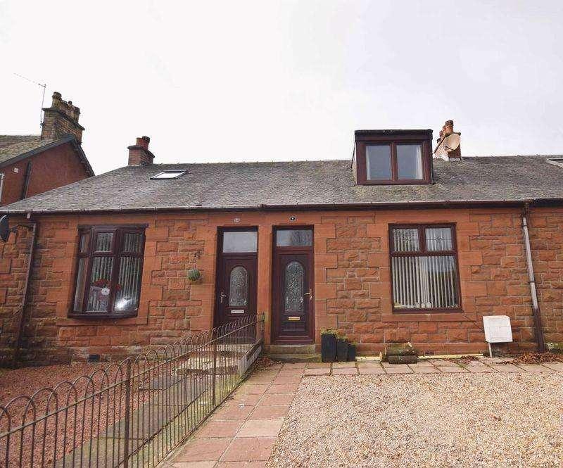 3 Bedrooms Terraced House for sale in 7 Yardside Road, Kilmaurs ,KA3 2RP